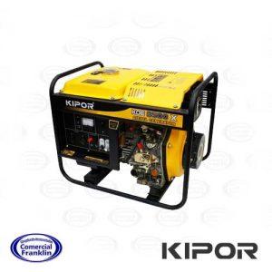 Generador Diesel KDE3500 X- Kipor