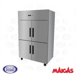 Congelador 1000 Lts. 4 puertas (0ºC a -18ºC)