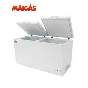 Congeladora 522 Lts. Tapa Dura Horizontal Dual