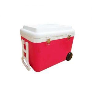 Cooler 55 Litros Con Ruedas