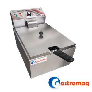 Freidora Eléctrica 1 Depósito GASTROMAQ