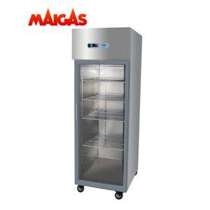 Refrigerador 1 Puerta Vidrio 500 Lts Maigas