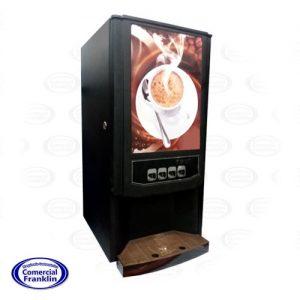 Máquina Expendedora de Café 4 Salidas Sobremesa