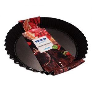 Molde Torta Teflón 24 cm. TRAMONTINA