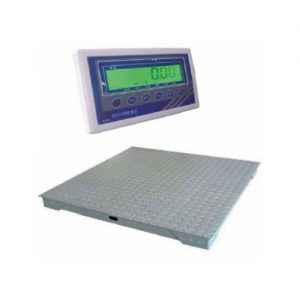Plataforma de Pesaje 150x150 cms. 3000 Kg.