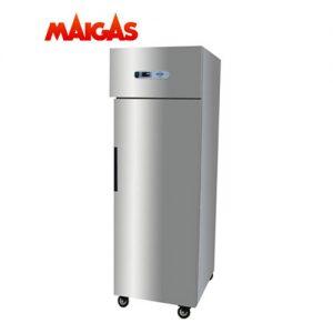Refrigerador 1 Puerta Acero 500 Lts Maigas