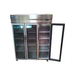 Refrigerador Mantenedor 3 Puertas Vidrio CLV