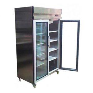 Refrigerador Mantenedor 2 Puertas Vidrio CLV