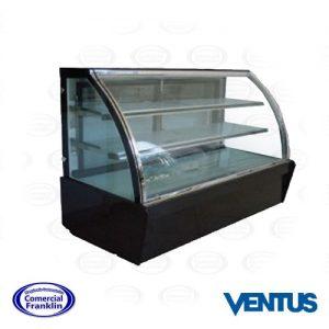 Vitrina Refrigerada Pastelera Curva 1,50 mts VENTUS