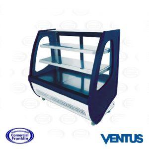 Vitrina Panorámica Refrigerada 1.5 FER-1500 PRO Ventus